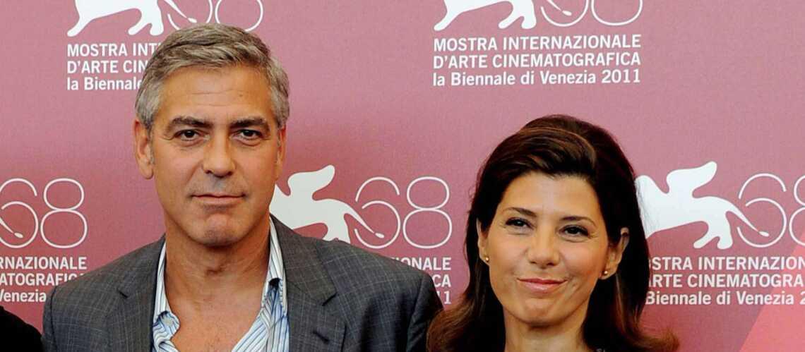 George Clooney recrute Marisa Tomei