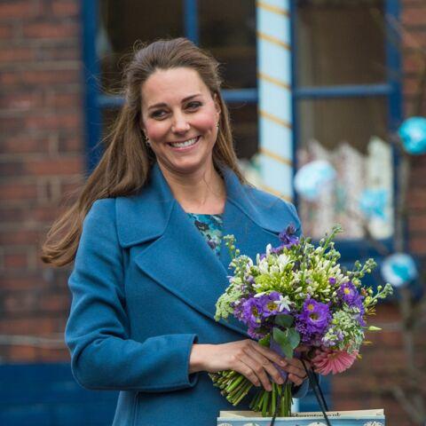 Princesse Kate a-t-elle déjà accouché?
