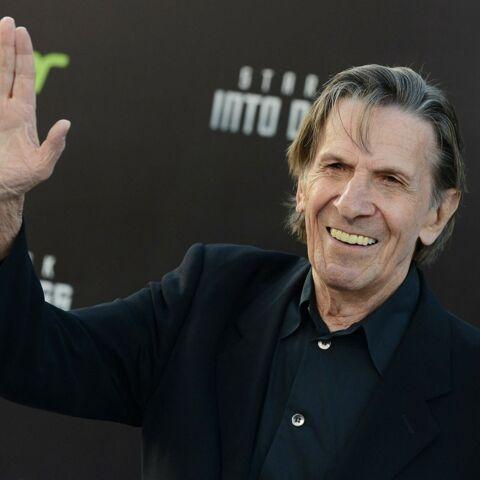 Leonard Nimoy alias Spock de Star Trek est mort