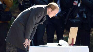 Le Prince William, sans Kate, au Japon