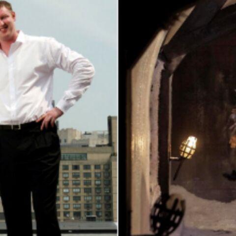 PHOTOS – Neil Fingleton, le géant de «Game of thrones» et plus grand homme d'Angleterre est mort