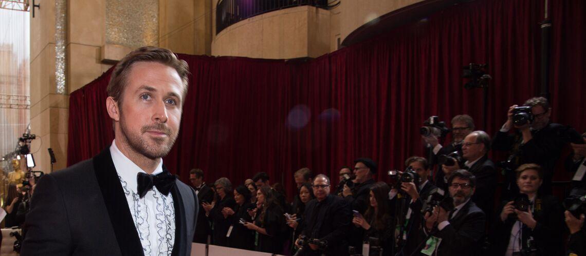 PHOTOS – Ryan Gosling: la chemise qu'il portait aux Oscars est loin d'avoir fait l'unanimité