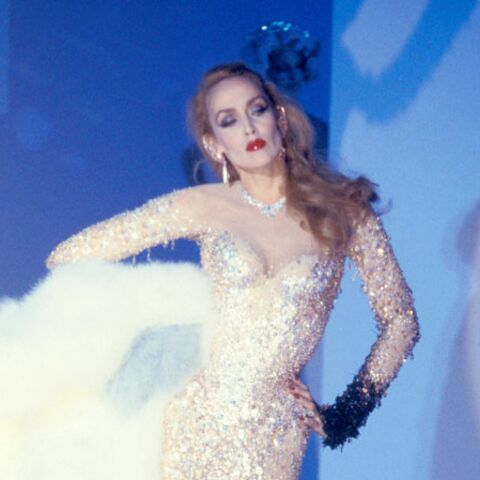 Fashion flash-back:  Jerry Hall