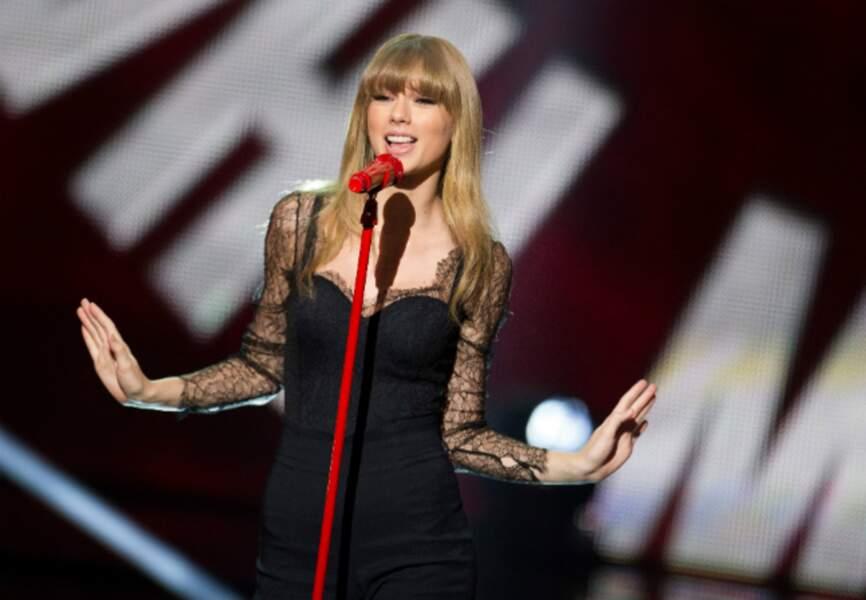 Taylor Swift, surement venue pour rencontrer son ex, Harry Styles, est repartie bredouille