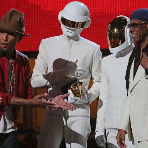 Un raz-de-marée Daft Punk aux Grammy Awards