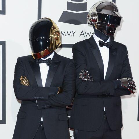 Daft Punk, casqués mais coquets