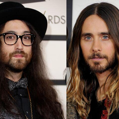 Jared Leto et Sean Lennon