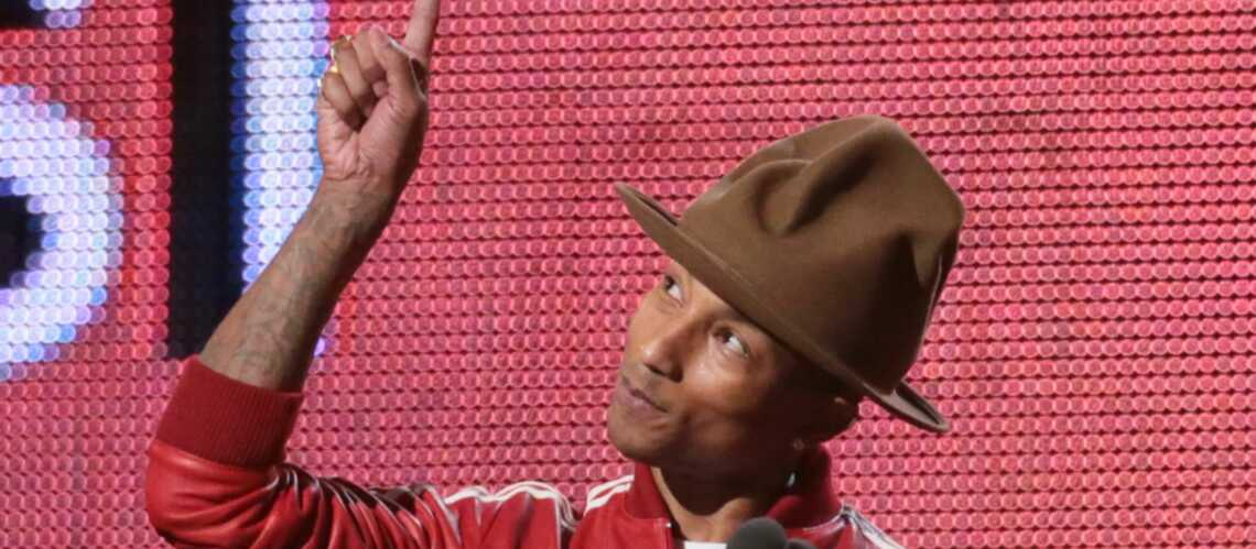 Pharrell Williams fédère avec son fédora
