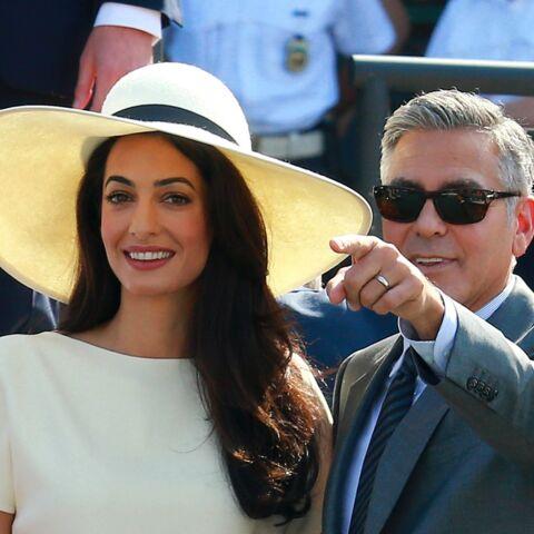 George Clooney mis au régime par sa femme