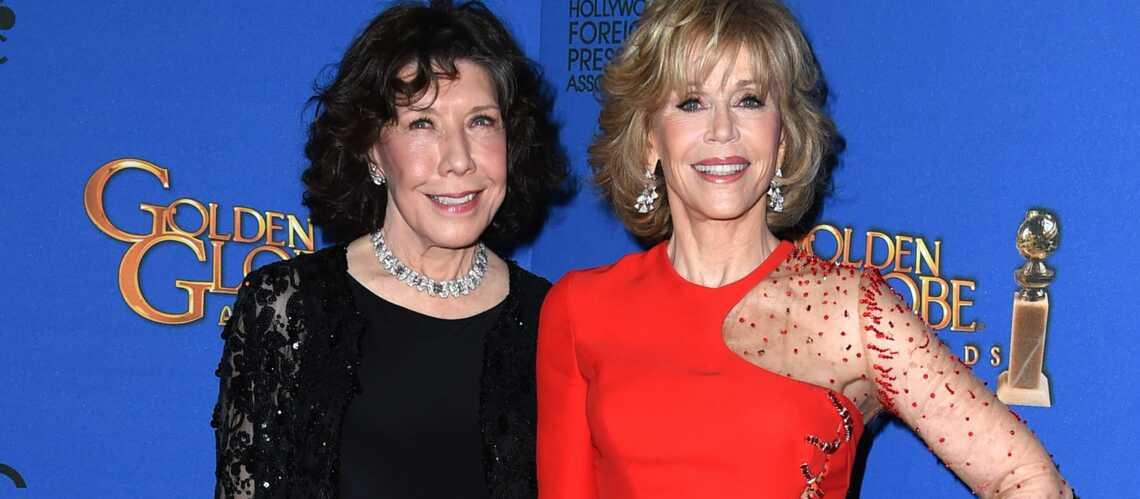 Jane Fonda défend le cinéma au féminin