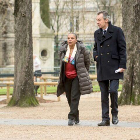 Michel Denisot avec Christiane Taubira en prime time ce soir sur Canal +