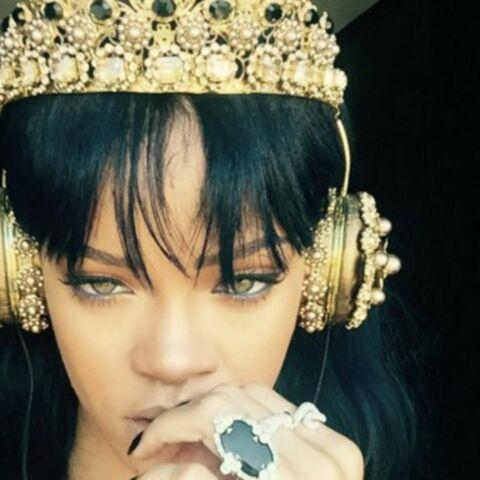 Rihanna: le compte à rebours a commencé