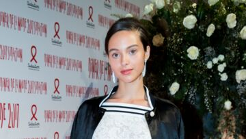 PHOTOS – Jenaye Noah: la fille de Yannick Noah a tout d'une star au gala du Sidaction