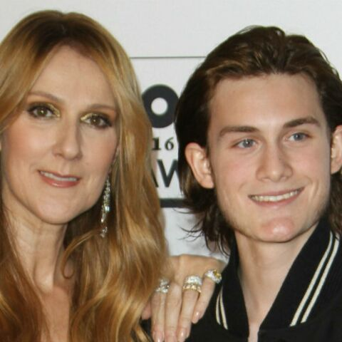 PHOTO – Céline Dion: son fils René-Charles est arrivé à Paris!