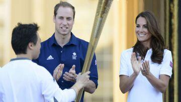 Kate et William déclarent leur flamme aux J.O.
