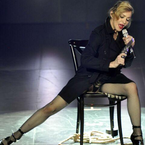 Madonna fait rêver Salma Hayek