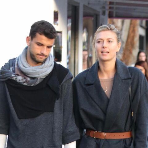 Maria Sharapova et Grigor Dimitrov: Fin de partie!