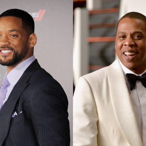 Will Smith et Jay-Z ensemble sur HBO