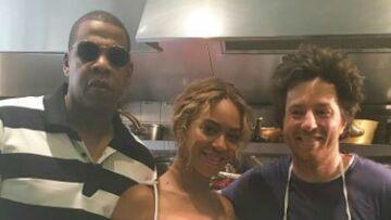 Jay Z et Beyoncé de passage chez le chef français Jean Imbert