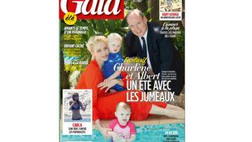 Charlène de Monaco: Un été avec ses jumeaux