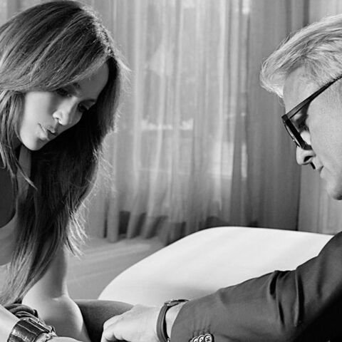Jennifer Lopez fait équipe avec Giuseppe Zanotti