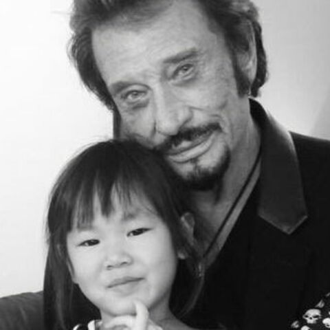 Johnny et Laeticia Hallyday fêtent les 8 ans de leur fille Joy