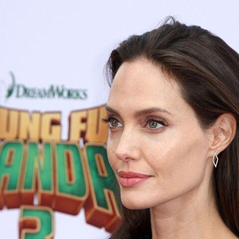 Angelina Jolie brise le tabou de la ménopause