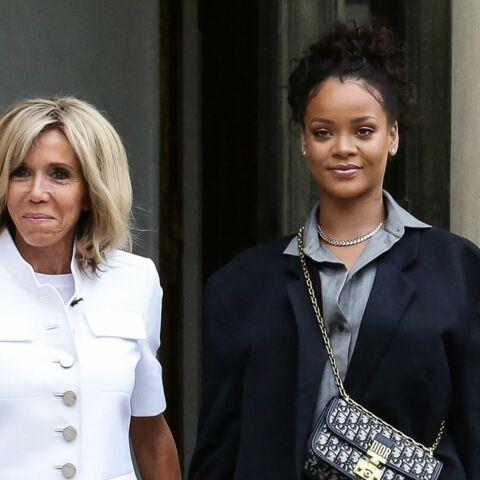 Rihanna remercie Emmanuel Macron sur Twitter mais… oublie le prénom de Brigitte Macron