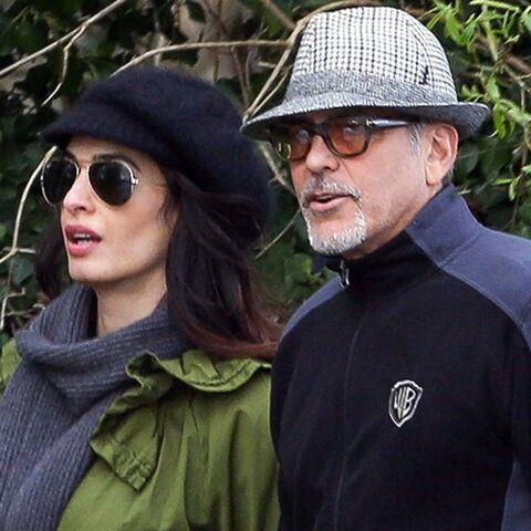 George et Amal Clooney: les jeunes parents et les jumeaux passent un été sage dans leur propriété du lac de Côme