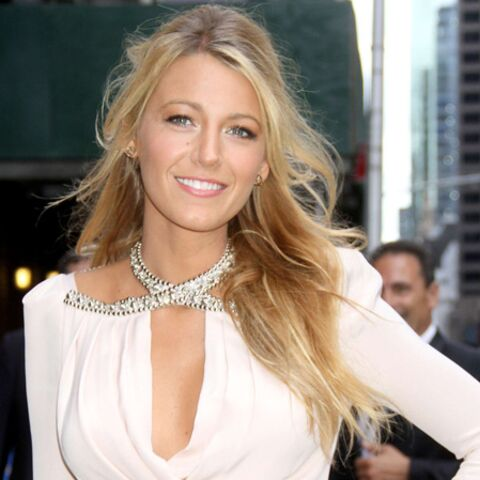 T'as le look… Blake Lively!