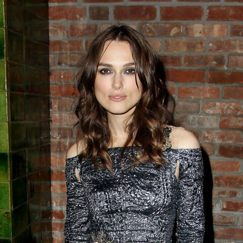 Keira Knightley aimerait chanter comme Adele