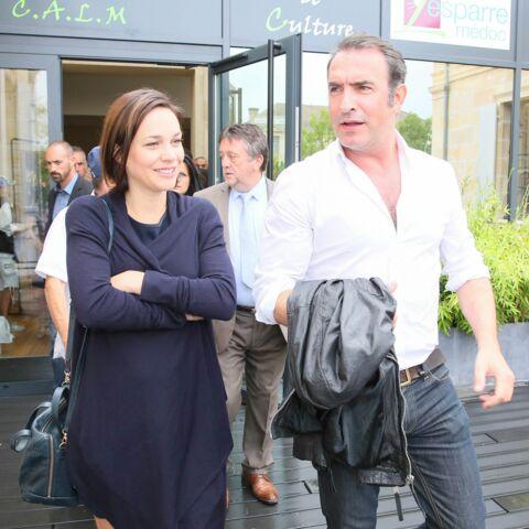 Jean Dujardin et Nathalie Péchalat: ils officialisent