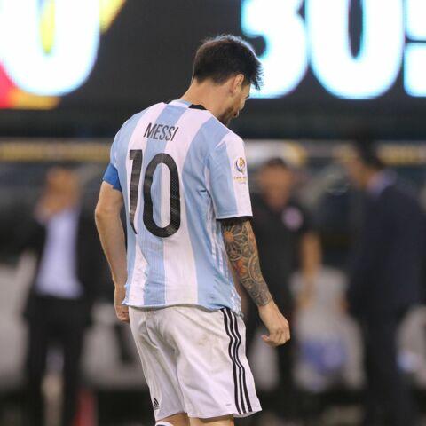 Lionel Messi ne portera plus le maillot de l'Argentine