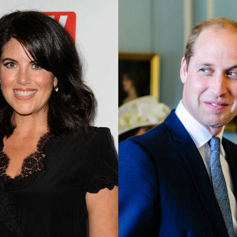 Monica Lewinsky félicite le prince William