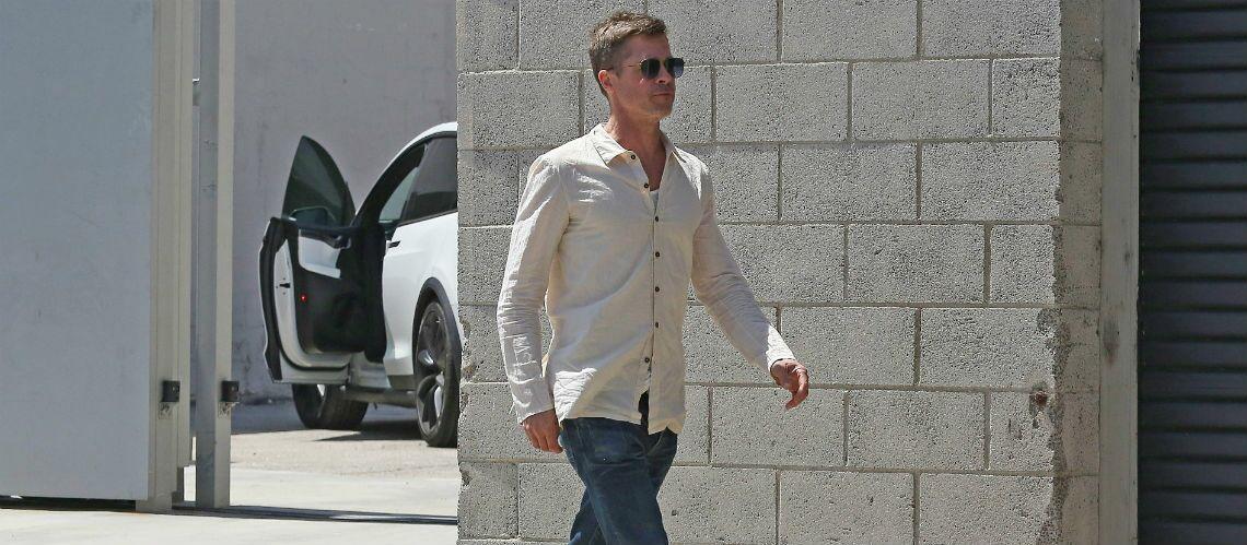 Brad Pitt prêt à mettre ses rancœurs de côté pour ses enfants
