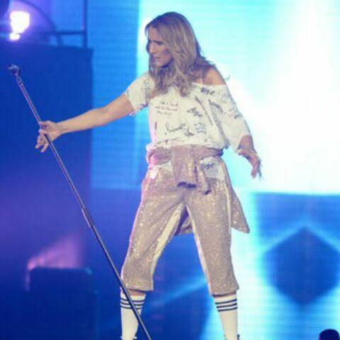 PHOTOS – Céline Dion se lâche: en pleine crise d'adolescence?