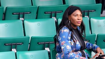 PHOTO – Serena Williams, superbe, pose enceinte et nue pour Vanity Fair