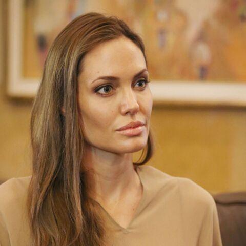 Angelina Jolie est en deuil
