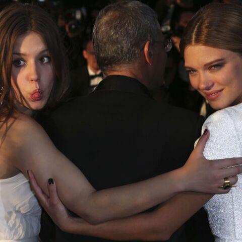 Léa Seydoux et Adèle Exarchopoulos, trop sex pour les Oscars?