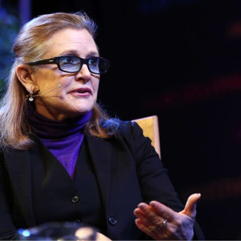 Carrie Fisher, « mamie Leia » pour Star Wars VII