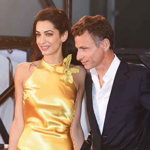 Look – Amal Clooney, une femme en or