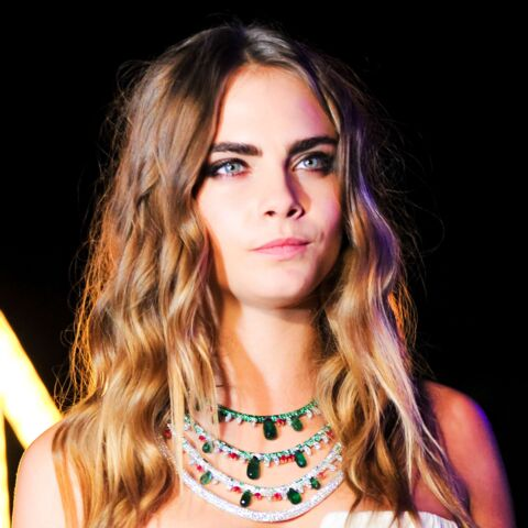 Cara Delevingne se sentait comme « un animal en cage »
