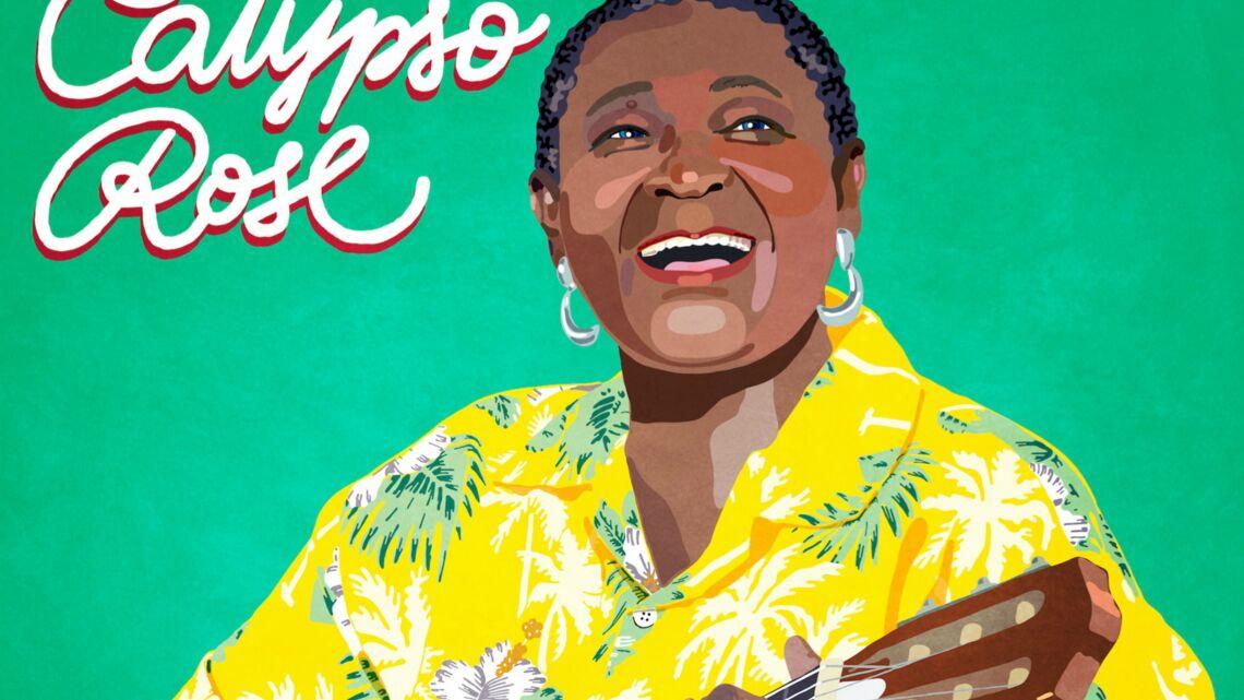 VIDEO – Calypso Rose, la mamie qui met tout le monde d'accord