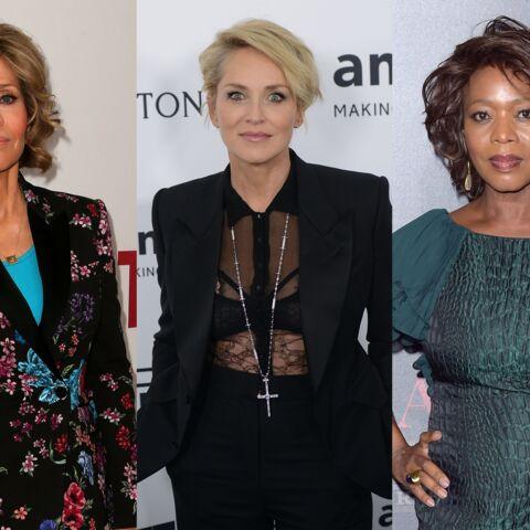 Sharon Stone, Jane Fonda, Alfre Woodard: le plaisir de vieillir