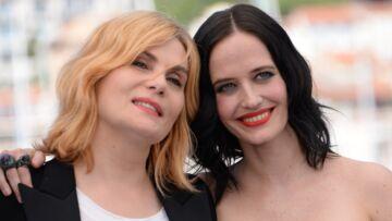 PHOTOS –Eva Green et Emmanuelle Seigner: leur baiser torride au festival de Cannes