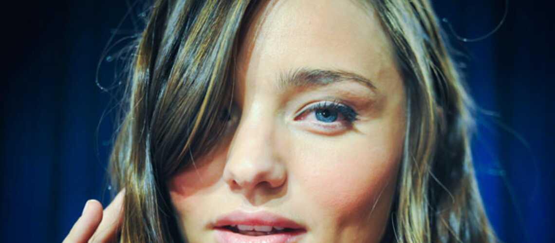 Rose Aurora, pour un make-up girly comme Miranda Kerr