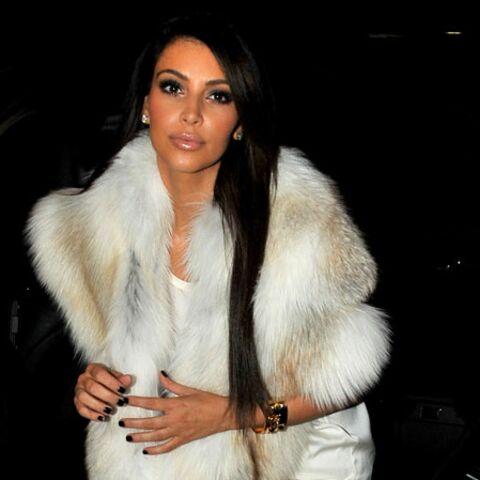 Kim Kardashian ne veut pas de vos cadeaux