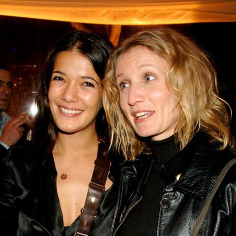 Mélanie Doutey et Alexandra Lamy nous refont une scène