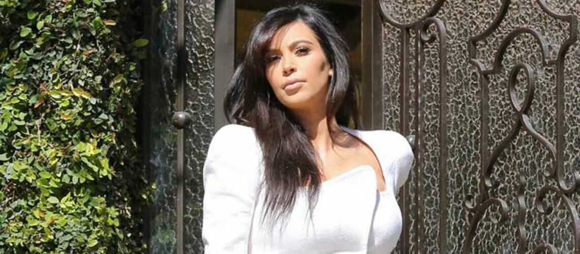 Kim Kardashian, fashion femme enceinte
