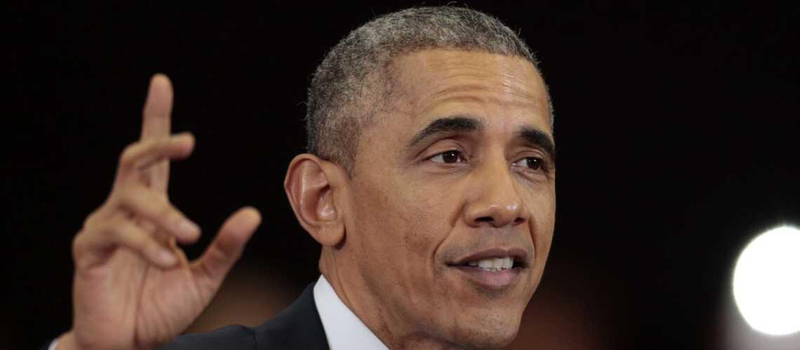 Barack Obama, journaliste d'un jour